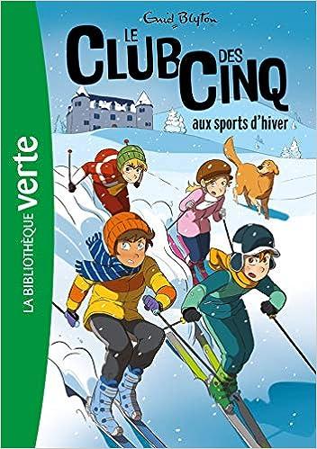 Amazon Fr Le Club Des Cinq 09 Ned Le Club Des Cinq Aux