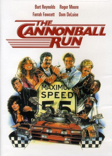 DVD : The Cannonball Run (Repackaged)