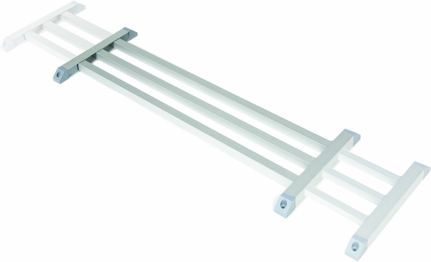 Camco 43971 Aluminum Screen Door Push Bar