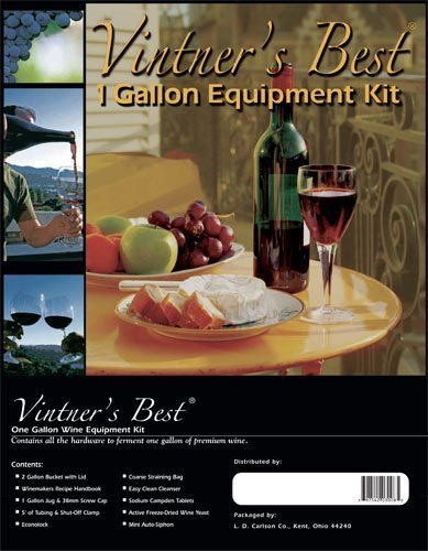 Strange Brew Winemaking Equipment Kit