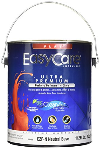 True Value EZFN-GL EasyCare Paint Primer-Gallon Flat Neutral Base (Base Ntrl)