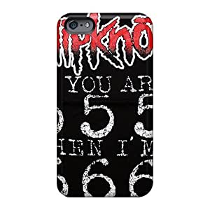 RobAmarook Apple Iphone 6 Plus Anti-Scratch Hard Cell-phone Cases Support Personal Customs Stylish Slipknot Band Pattern [vHL1510Zjek]