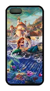 diylovelyFor SamSung Galaxy S4 Mini Case Cover material Hard shell case Disney the little mermaid-003 For SamSung Galaxy S4 Mini Case Cover