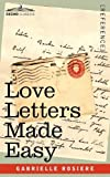 Love Letters Made Easy, Gabrielle Rosiere, 1605205087