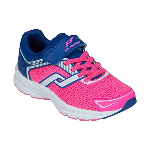 Pro Touch Kinderschuh Elexir 7 V/L Jr NAVY/ROSE PINK