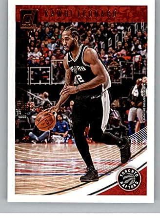 a721571c39572 Amazon.com: Basketball NBA 2018-19 Donruss #121 Kawhi Leonard #121 ...