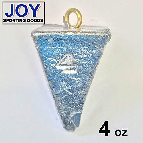 注文割引 ピラミッド4オンス釣りシンカー B00ZPVGCQK、リード 30pc、重量 B00ZPVGCQK 30pc, リビニーオンラインショップ:2a89f21c --- a0267596.xsph.ru