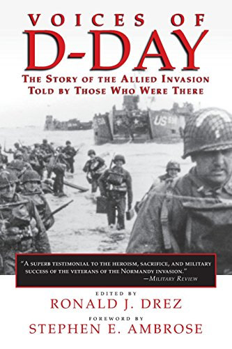 Voices of D-Day: The Story of the Allied Invasion Told by Those Who Were There (Eisenhower Center Studies on War and - Map City Center Park