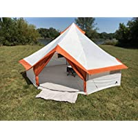 Fast and Easy to Set up,Ozark Trail 8 Person Yurt Tent...