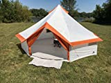 Fast and Easy to Set up,Ozark Trail 8 Person Yurt Tent With Hanging...