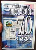 T-Shirt Graphics with Photoshop 7.0 - Scott Fresener - US Screen Printing Institute - 4 DVD Set