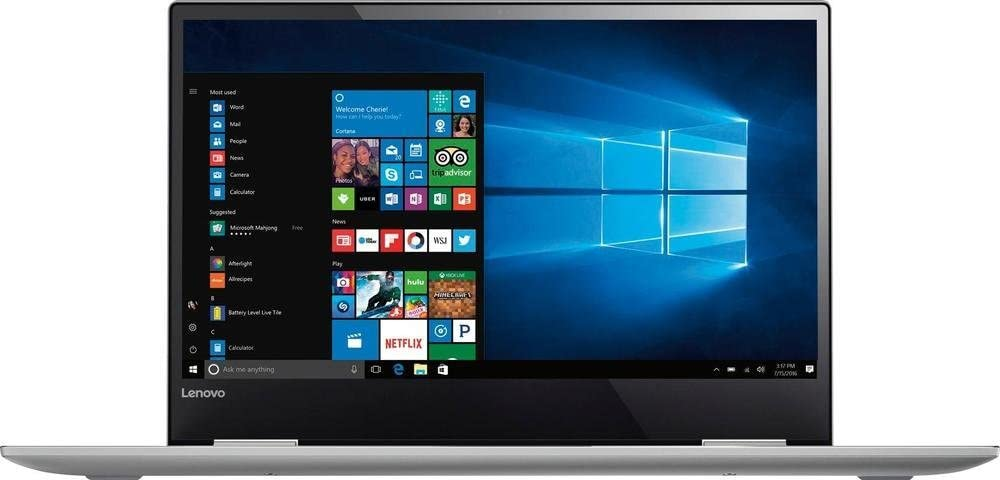Lenovo Yoga 720 - 13.3in FHD Touch - 8th Gen i5-8250U - 8GB - 256GB SSD (Renewed)