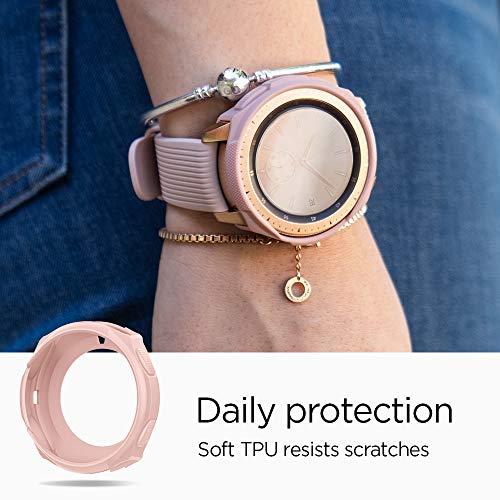 46cca9b7e3f Spigen Liquid Air Armor Designed for Samsung Galaxy Watch Case 42mm (2018)  Smartwatch Case - Rose Gold - KAUF.COM is exciting!