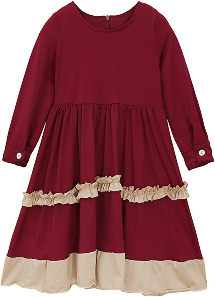 Toddler Baby Kid Girl Ramadan Muslim Abaya Dubai Robe Traditional Clothing Dress 0-4 Years Girls Clothes Set