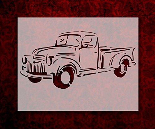 Old Vintage Truck #1 - 11