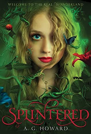book cover of   Splintered