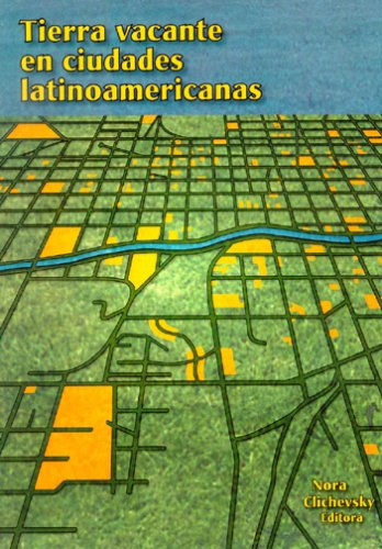 Tierra vacante en ciudades latinoamericanas (Policy for sale  Delivered anywhere in USA