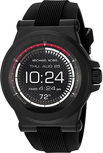 Michael Kors Access Touch Screen Black Dylan Smartwatch MKT5011