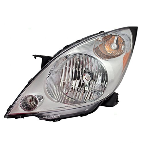 13-14 Chevrolet Spark Headlamp Assembly Left Replace the following part number GM2502368, 95281468, 114-01410L