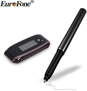 EuroFone Bluetooth Image Digital Pen Latest Smart Digital Paper Writing Pad Touch Pen Digital Smart Pen Stylus Recargable Capacitivo para Soporte Inteligente de Oficina: Amazon.es: Electrónica