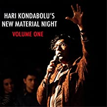 Hari Kondabolu's New Material Night, Vol. 1 [Explicit]