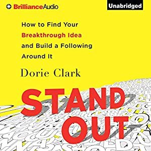 Stand Out Audiobook
