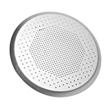 Fityle NEW Round Serving Pizza Trays Non Stick Oven Baking Pan Hole Plate Bakeware - 14 inch