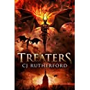 Treaters: A post apocalyptic survival fiction novel (The Divine Conflict Book 1)