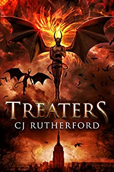 Treaters: A post apocalyptic survival fiction novel (The Divine Conflict Book 1) by [Rutherford, CJ]