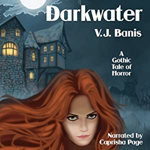 Darkwater: A Gothic Tale of Horror Audiobook