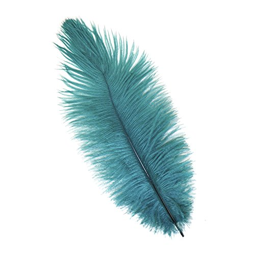 - Zucker Feather (TM) - Ostrich Feathers-Drabs Selected - Teal