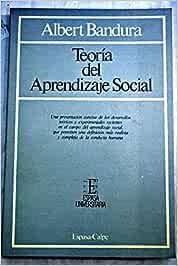 Teoria del aprendizaje social : Bandura, Albert: Amazon.es