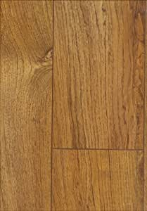 Shaw Floors Americana 8mm Laminate in Figured Teak