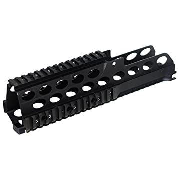 Airsoft Gear Parts Accessories ARMY FORCE G36K Aluminum RAS