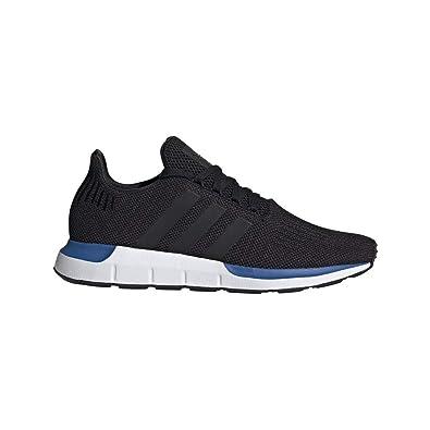 hot sale online d5111 8fc56 adidas Originals Men s Swift Running Shoe, Black, ...