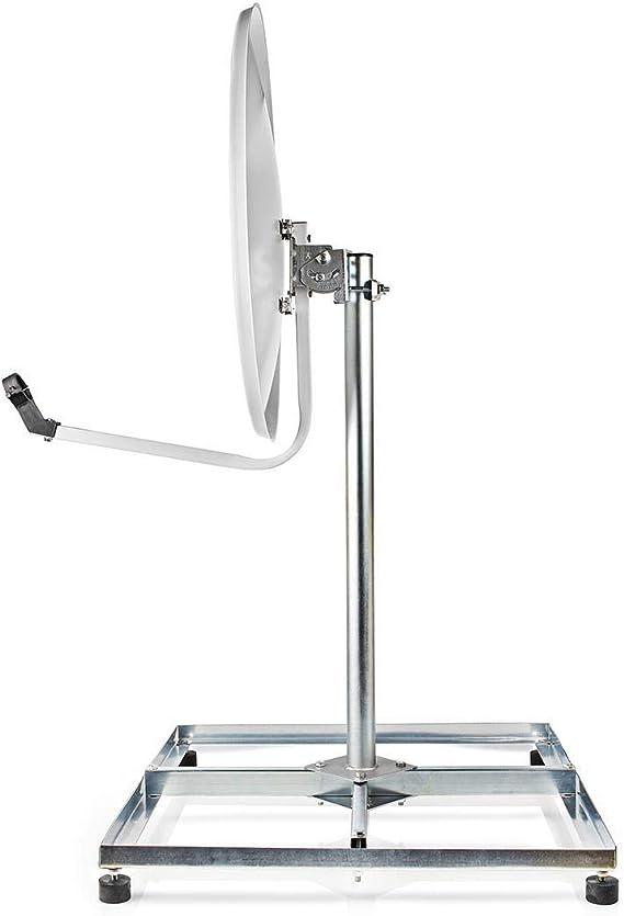 TronicXL Soporte profesional para antena parabólica o balcones.