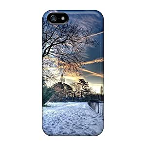phone covers BestSellerWen Hot Tpu Cover Case For Iphone/ iPhone 5c Case Cover Skin - Snow