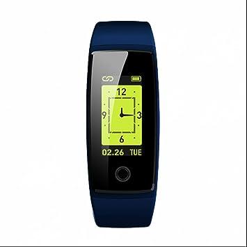 Montre Connectée Sport Fitness Tracker dactivité Montre avec Alarme,Anti Perte de Téléphone