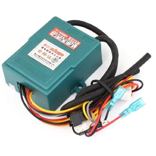 Solo cordn Encender luz indicadora de cable calentador de agua del encendedor de impulsos
