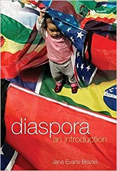 Book Diaspora: An Introduction by Jana Evans Braziel (2008-03-17)