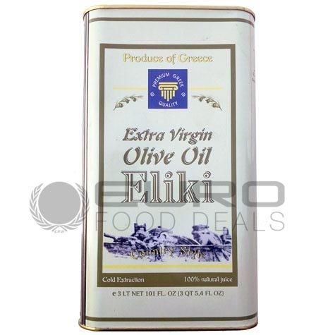ELIKI Extra Virgin Olive Oil, 3L