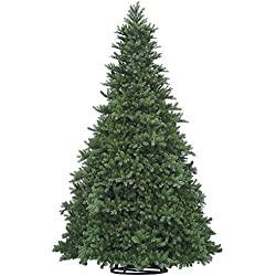 Vickerman New Grand Teton Artificial Christmas Tree with 572 Warm White C7 LED Lights, 14' x 104""