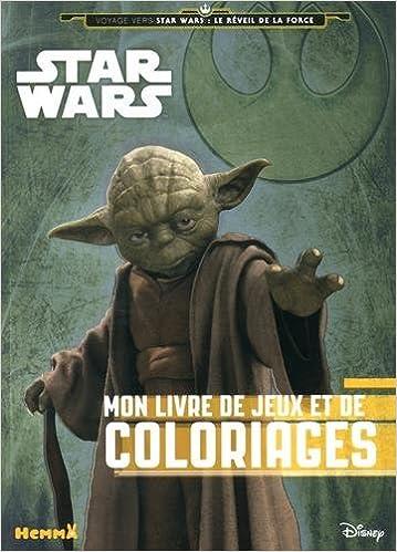 96 pages de jeux et de coloriages (Yoda) pdf, epub