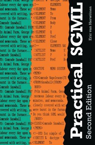 Practical SGML by Brand: Springer
