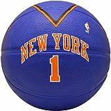 Spalding NBA New York Knicks Amare Stoudemire Rubber Jersey Basketball