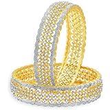 Youbella American Diamond Bangles
