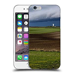 """Super Galaxy Coque de Protection TPU Silicone Case pour // F00003040 paysage campagne // Apple iPhone 6 4.7"""""""