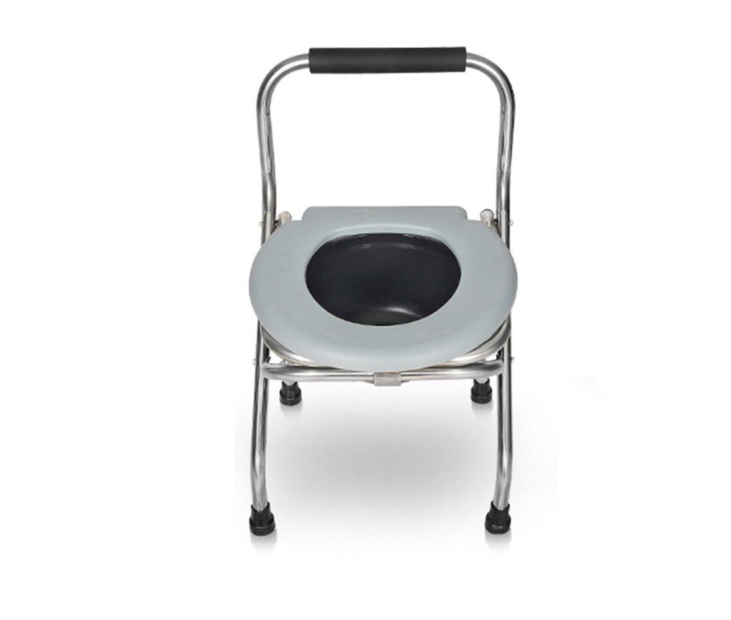 スペシャルオファ GRJH® B079GKWH4N GRJH® トイレ椅子、折りたたみ式ステンレススチールバスルーム老人妊娠中の女性トイレチェア 防水,環境の快適さ B079GKWH4N, 訓子府町:70fcfb9a --- szv-sport.ru