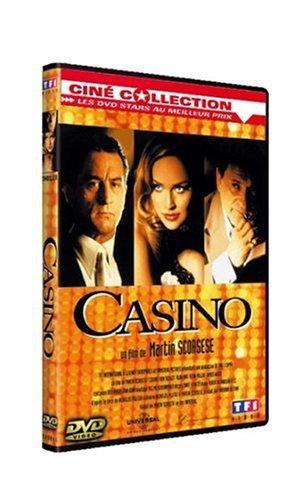 Casino [Francia] [DVD]: Amazon.es: Robert De Niro, Sharon Stone, Joe Pesci, James Woods, Don Rickles, Alan King, Kevin Pollak, L.Q. Jones, Martin Scorsese, Robert De Niro, Sharon Stone: Cine y Series TV