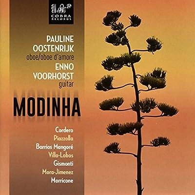 Modinha: Pauline Oostenrijk , Enno Voorhorst : Amazon.es: Música